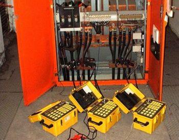 messtechnische Ausstattung - Messung Energieverbrauch -Energieberatung Industrie