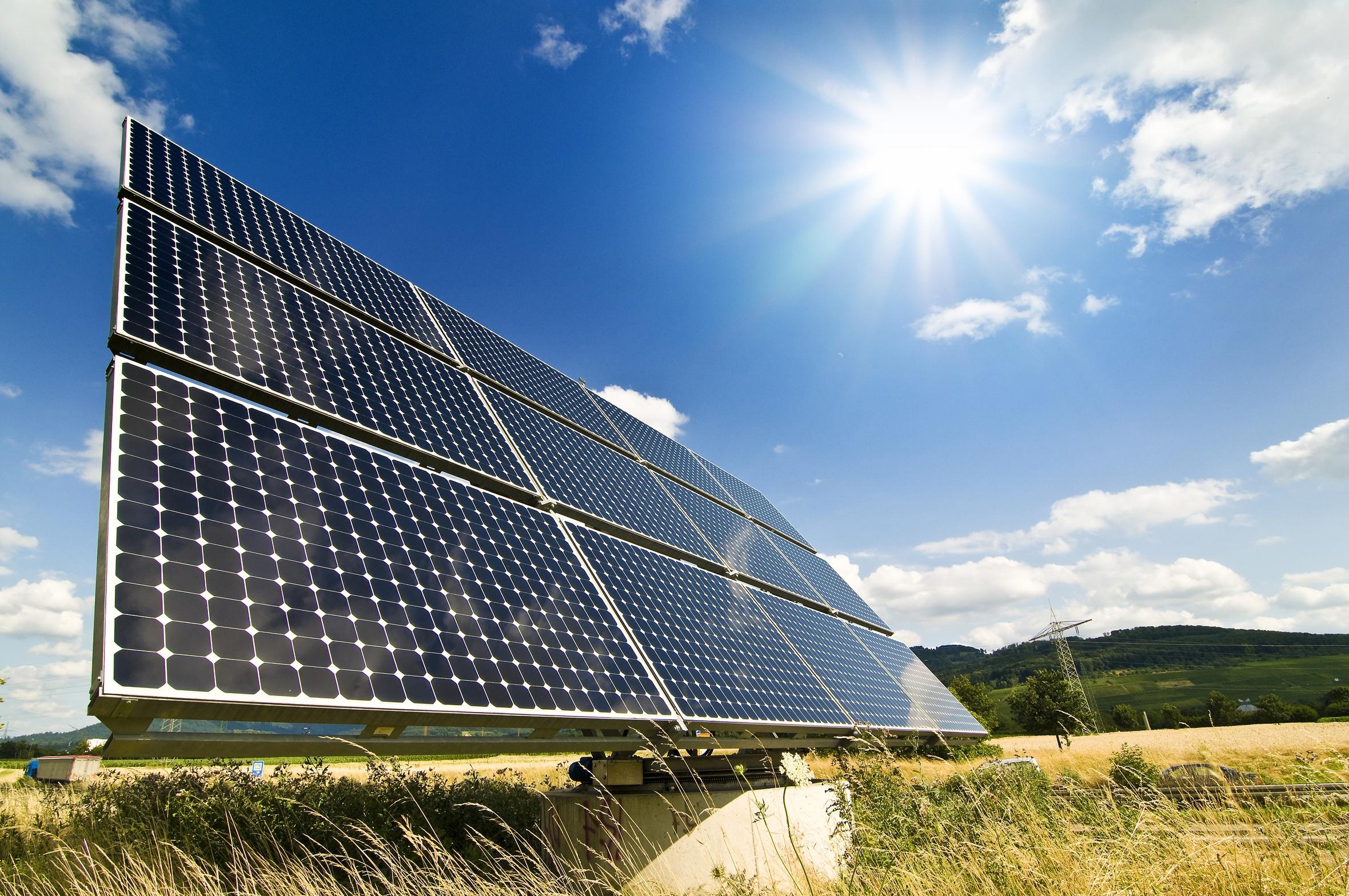 Erneuerbare Energien - Energieberatung Industrie