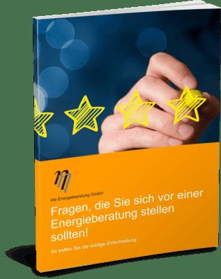 Deckblatt Ratgeber Strategie Beraterwahl - eta Energieberatung