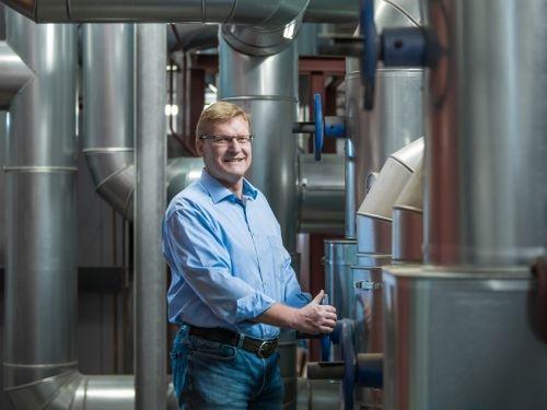 Betriebsoptimierung von Biomasseheizwerk- Wärme aus Biomasse - Engelsberg - eta Energieberatung